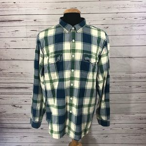 J.Crew New York Shirt Sportsmen Outfitter Flannel